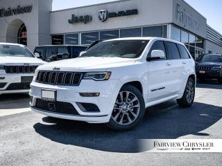 Used 2020 Jeep Grand Cherokee High Altitude l PANO ROOF l NAV l for sale in Burlington, ON