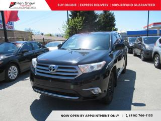 Used 2013 Toyota Highlander for sale in Toronto, ON