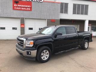 Used 2014 GMC Sierra 1500 SLE for sale in Edmonton, AB