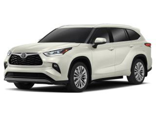 New 2020 Toyota Highlander LIMITED  for sale in Grand Falls-Windsor, NL