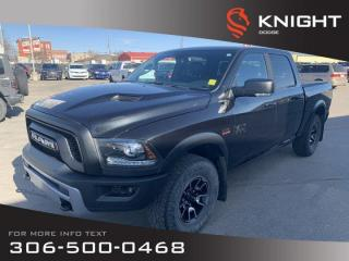 Used 2017 RAM 1500 Rebel for sale in Swift Current, SK
