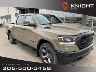 New 2020 RAM 1500 Built To Serve Edition for sale in Swift Current, SK