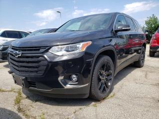 New 2019 Chevrolet Traverse LT for sale in Brampton, ON