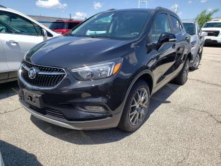 New 2019 Buick Encore Sport Touring for sale in Brampton, ON
