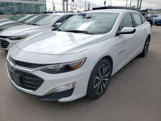 New 2020 Chevrolet Malibu RS for sale in Brampton, ON
