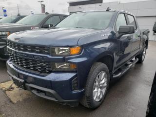 New 2020 Chevrolet Silverado 1500 Silverado Custom for sale in Brampton, ON