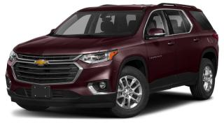 New 2020 Chevrolet Traverse 3LT for sale in Brampton, ON