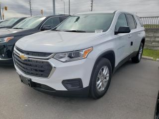 New 2020 Chevrolet Traverse LS for sale in Brampton, ON