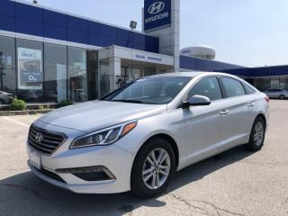 Used 2016 Hyundai Sonata GL for sale in Scarborough, ON