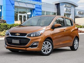 New 2020 Chevrolet Spark 1LT CVT for sale in Scarborough, ON