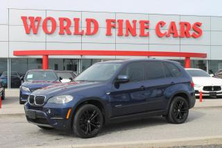Used 2011 BMW X5 xDrive35i Local Ontario | Accident free! for sale in Etobicoke, ON
