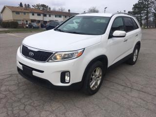 Used 2015 Kia Sorento LX ONLINE PURCHASE AND DELIVERY AVAILABLE for sale in Oshawa, ON