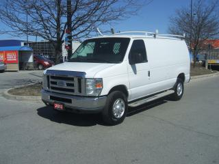 Used 2013 Ford Econoline E-250   HEAVY DUTY for sale in York, ON