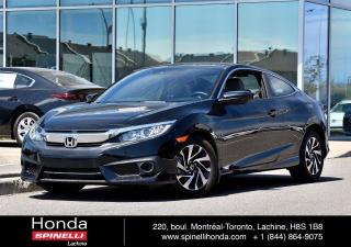 Used 2017 Honda Civic LX AUTO DEAL PENDING MAGS BAS KM AUTO AC MAGS BLUETOOTH APPLE CAR PLAY HONDA SENSING ++ for sale in Lachine, QC