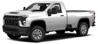 New 2020 Chevrolet Silverado 3500HD Work Truck for sale in Tilbury, ON