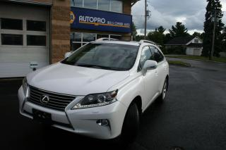Used 2013 Lexus RX 350 AWD for sale in Nepean, ON