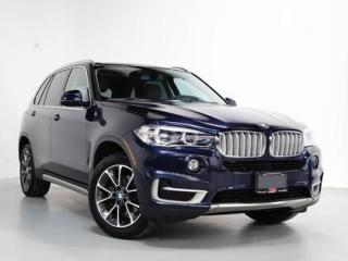 Used 2017 BMW X5 HEADS UP   NAVI   PANO   PARK ASSIST for sale in Vaughan, ON