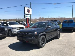 New 2020 Jeep Cherokee Trailhawk Elite for sale in Sudbury, ON