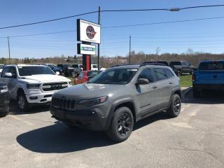 New 2020 Jeep Cherokee Upland for sale in Sudbury, ON