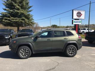 New 2020 Jeep Cherokee Trailhawk for sale in Sudbury, ON
