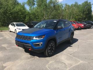 New 2020 Jeep Compass Trailhawk for sale in Sudbury, ON