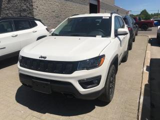 New 2020 Jeep Compass Upland for sale in Sudbury, ON
