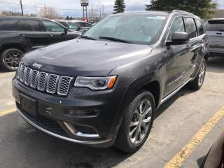 New 2020 Jeep Grand Cherokee Summit for sale in Sudbury, ON