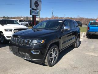 New 2020 Jeep Grand Cherokee Limited for sale in Sudbury, ON