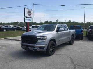 New 2020 RAM 1500 Night Edition for sale in Sudbury, ON