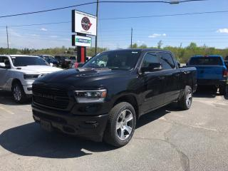 New 2020 RAM 1500 SPORT for sale in Sudbury, ON