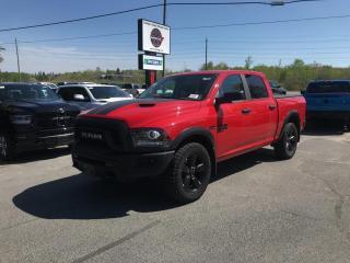 New 2020 RAM 1500 Classic Warlock for sale in Sudbury, ON