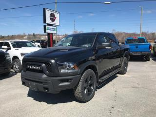 New 2020 RAM 1500 Classic Warlock for sale in Sudbury, ON
