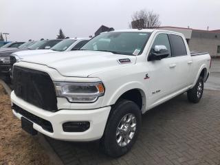 New 2019 RAM 2500 New Laramie Sport for sale in Sudbury, ON