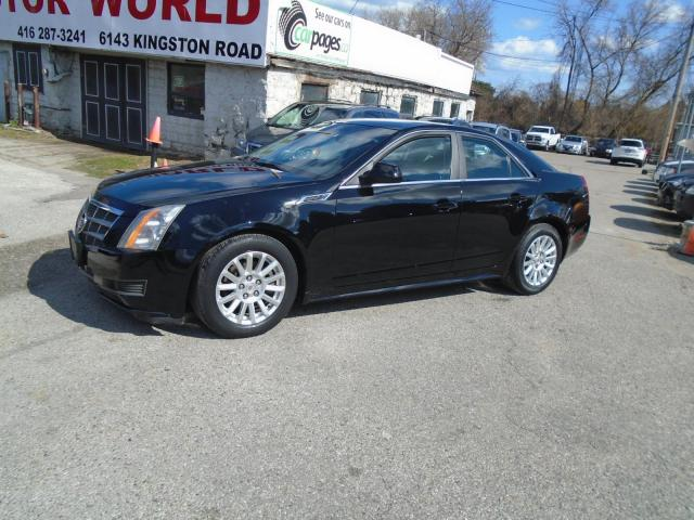 2011 Cadillac CTS Sedan Leather
