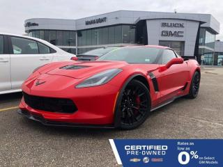 Used 2018 Chevrolet Corvette Z06 1LZ 650 HP & 650 lb/ft | Bose Audio for sale in Winnipeg, MB