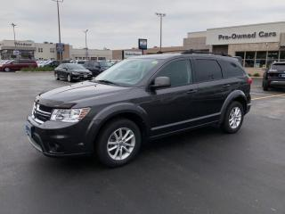 Used 2016 Dodge Journey SXT for sale in Windsor, ON