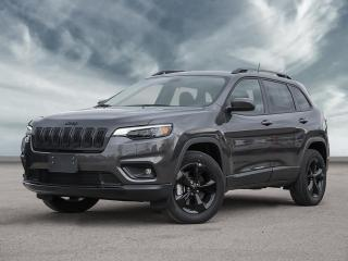 New 2020 Jeep Cherokee Altitude for sale in Windsor, ON