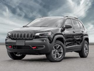 New 2020 Jeep Cherokee Trailhawk Elite for sale in Windsor, ON
