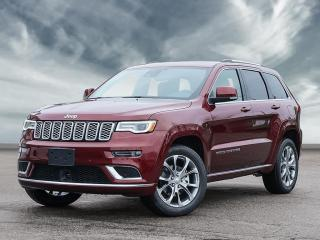 New 2020 Jeep Grand Cherokee Summit for sale in Windsor, ON