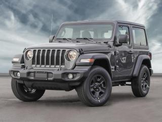 New 2019 Jeep Wrangler SPORT for sale in Windsor, ON