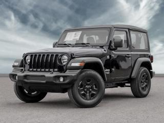 New 2020 Jeep Wrangler SPORT for sale in Windsor, ON
