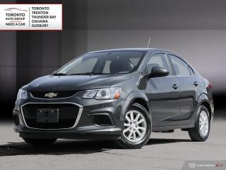Used 2018 Chevrolet Sonic LT Auto for sale in Oshwa, ON
