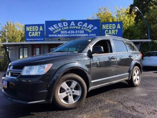 Used 2011 Dodge Journey Canada Value Package for sale in Oshwa, ON