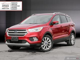 Used 2017 Ford Escape Titanium for sale in Oshwa, ON