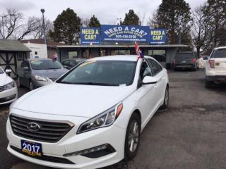 Used 2017 Hyundai Sonata GLS for sale in Oshwa, ON