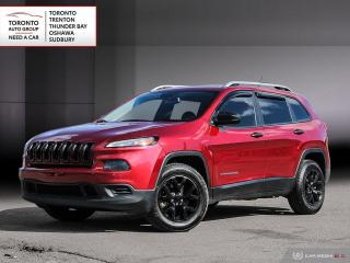 Used 2015 Jeep Cherokee Sport for sale in Oshwa, ON