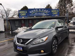 Used 2018 Nissan Altima 2.5 SV for sale in Oshwa, ON