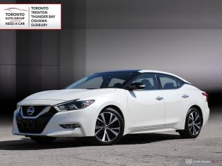 Used 2018 Nissan Maxima SL for sale in Oshwa, ON