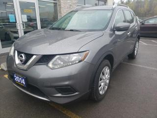 Used 2014 Nissan Rogue S for sale in Trenton, ON