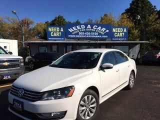 Used 2014 Volkswagen Passat 2.0 TDI Trendline for sale in Oshwa, ON